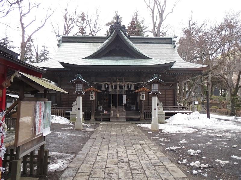 小室浅間神社(下浅間)