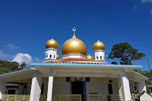 Masjid Bukit Bendera (Penang Hill Mosque), Penang Island, Malaysia