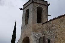 Eglise Medievale Notre-Dame-d'Alydon, Oppede, France