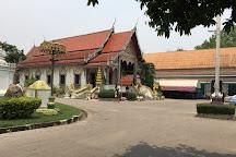 Wat Chedi Sao Lang, Lampang, Thailand