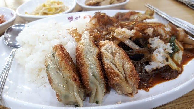 Myungin Mandoo