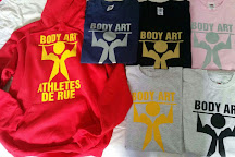 BODY ART Firenze - Athletes de Rue, Florence, Italy