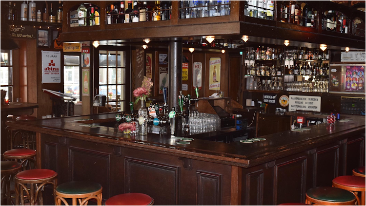 Hotel Cafe Restaurant Abina Amstelveen