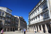 Plaza Cervantes - Santiago, Santiago de Compostela, Spain