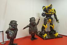 Galeria Figur Stalowych, Gliwice, Poland