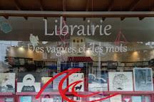 Des Vagues Et des Mots Librairie, Ouistreham, France