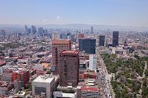 Torre Latino, Mexico City, Mexico