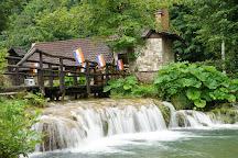 Rastoke, Slunj, Croatia
