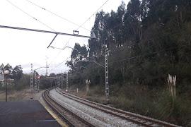Станция  Santiago del Monte