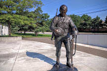 Korean War Veterans Memorial, Overland Park, United States