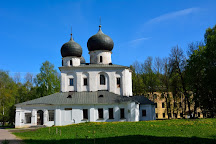 Cathedral of the Nativity of the Virgin Monastery of St. Anthony, Veliky Novgorod, Russia