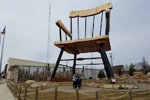 World's Largest Rocking Chair, Casey, United States