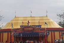 Dumbo the Flying Elephant, Orlando, United States