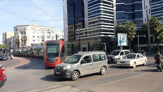 Agence Tramway ABDELMOUMEN