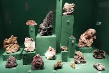 Mineralogisches Museum, Hamburg, Germany