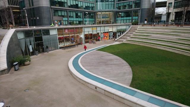 Sheldon Square Amphitheatre