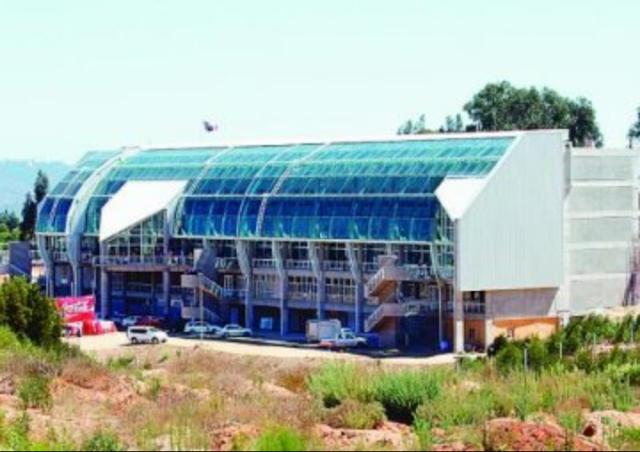 Universidad De Viña Del Mar, Campus Rodelillo.