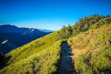 Hehuanshan North Peak Trail, Ren'ai Township, Taiwan