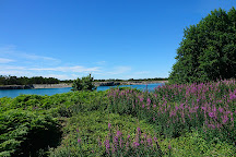 Bla Lagunen, Gotland, Sweden