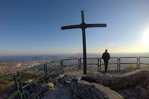 La Croix radieuse Du Point Sublime du Faron, Toulon, France