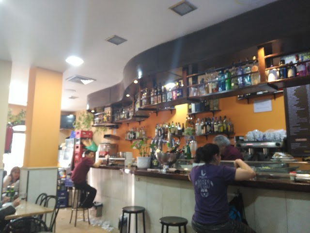 Cafetería Manolo Madrid