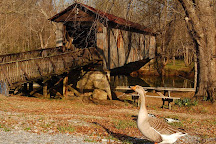 Kymulga Grist Mill & Covered Bridge, Childersburg, United States