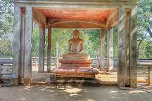 Samadhi Statue, Anuradhapura, Sri Lanka