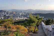 Inwangsan Mountain, Seoul, South Korea