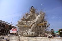 Wat Saman Rattanaram Temple, Chachoengsao, Thailand