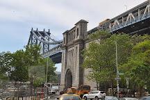 Manhattan Bridge, New York City, United States