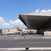 Станция  станции  Termini