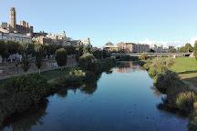 Palacio de la Paeria, Lleida, Spain