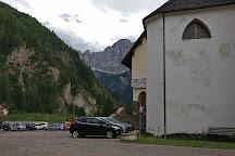Chiesa di Santa Maria delle Grazie - Calloneghe, Rocca Pietore, Italy