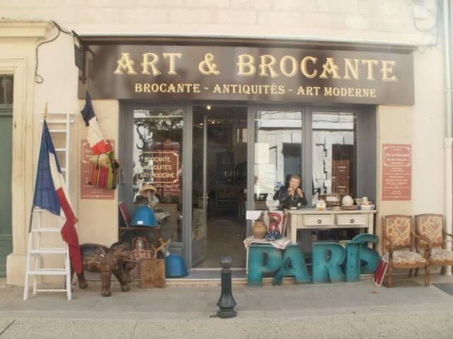 Art et Brocante Villeneuve lez Avignon