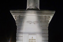 Miguel Lopez Legazpi Monument, Cebu Island, Philippines