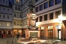Stoltze-Brunnen, Frankfurt, Germany