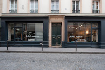 A.P.C. Surplus, Paris, France