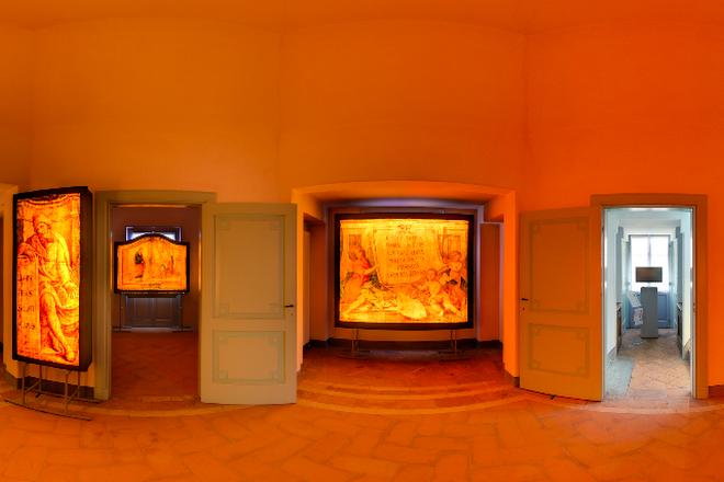 Museo del Trasparente, Mendrisio, Switzerland