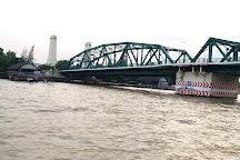 Yodpiman River Walk, Bangkok, Thailand