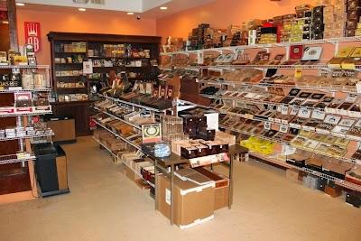 G&E Smoke Shop-Brick & Barrel Cigar Lounge