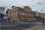 Художественное училище, улица Пискунова на фото Нижнего Новгорода
