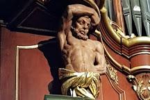 Basilique Saint-Michel, Bordeaux, France
