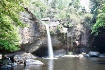 Haew Suwat Waterfall, Pak Chong, Thailand