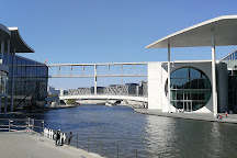 The Bridge by Diamond, Berlin, Germany