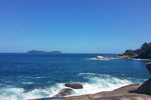Caxadaco Beach, Ilha Grande, Brazil