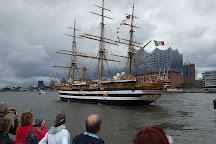 Museumsschiff Cap San Diego, Hamburg, Germany