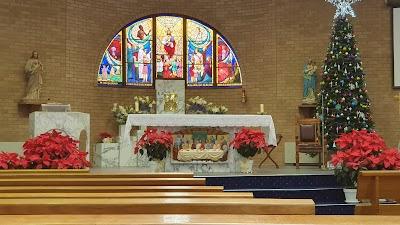 St Thomas Aquinas Catholic Church