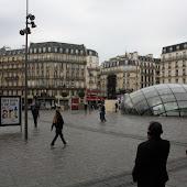 Станция  Paris St Lazare