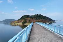 Lake Koyama, Tottori, Japan