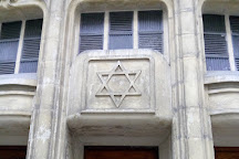 Agoudas Hakehilos Synagogue, Paris, France